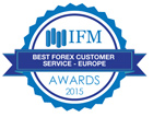 Best Forex Customer Service Europe 2015
